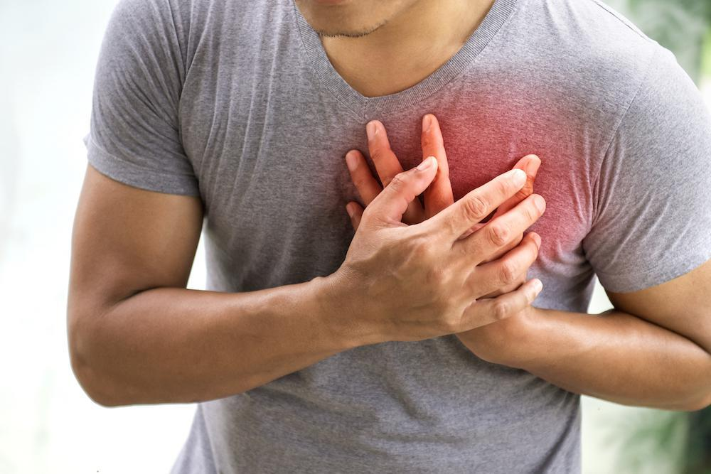 WHY ARE YOUNG PATIENTS GETTING A HEART ATTACK?